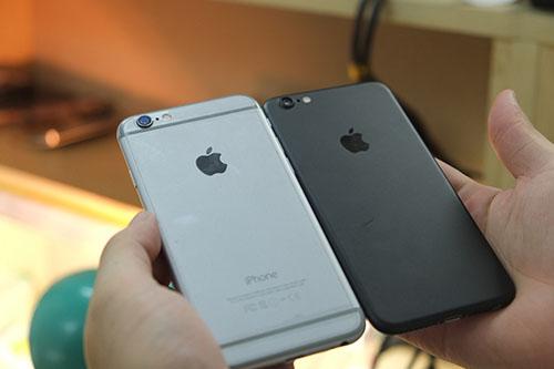 Nhu cầu thay độ vỏ iPhone ngày càng cao hiện nay