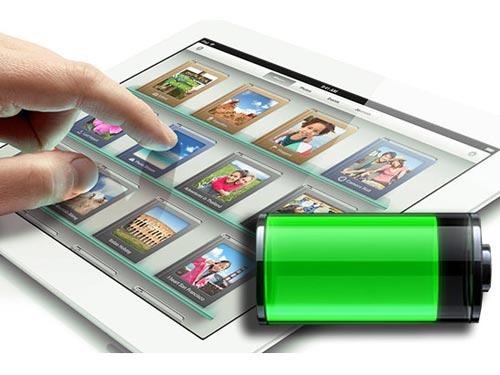 iPad bị hỏng pin do đâu?