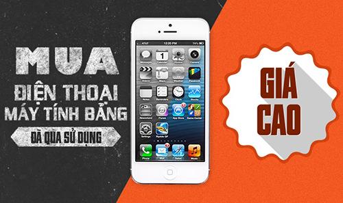 Thaymatkinhdanang.net thu mua điện thoại cũ với giá cao
