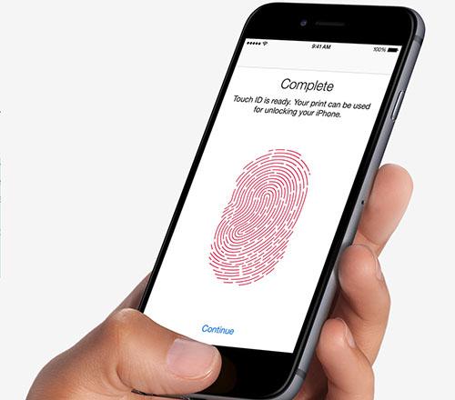Khắc phục lỗi cảm biến vân tay iPhone 6/6s/6plus như thế nào?