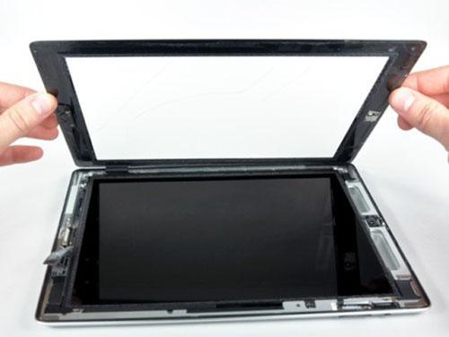 Cách khắc phục lỗi liệt cảm ứng iPad như thế nào?