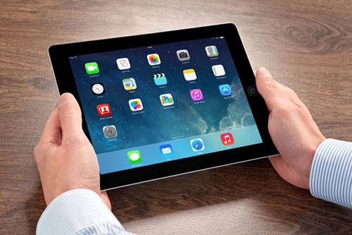 Tại sao iPad không cảm ứng được?