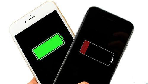 Nguyên nhân nào khiến iPhone bị pin ảo?