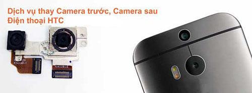 Nên thay camera HTC One M7 khi nào?
