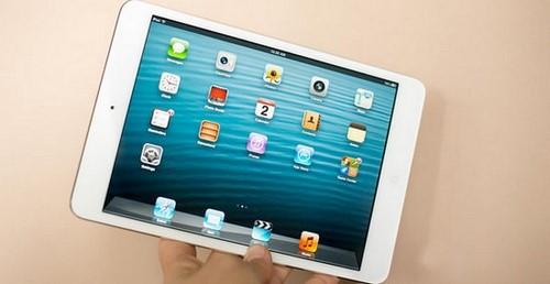 Màn hình iPad bị phóng to do đâu?