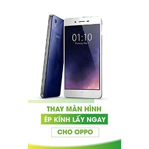 Màn hình điện thoại Oppo bị mờ