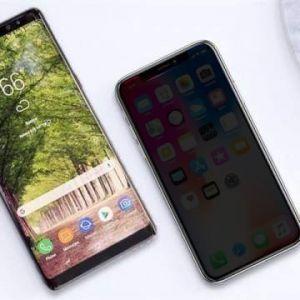 Làm sao khi màn hình iPhone X bị tối đen