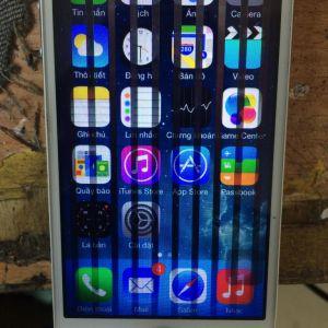 Hướng dẫn sửa màn hình iphone 5 bị sọc đen dọc, liệt cảm ứng