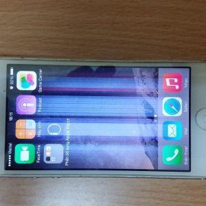 Đừng lo lắng khi màn hình iphone 5 bị sọc mờ! Cách sửa đây