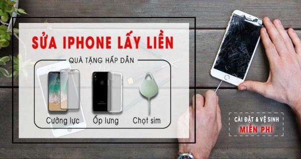Dịch vụ sửa iPhone uy tín tại Đà Nẵng lấy ngay