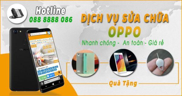 Sửa chữa Oppo tại Đà Nẵng giá rẻ, uy tín