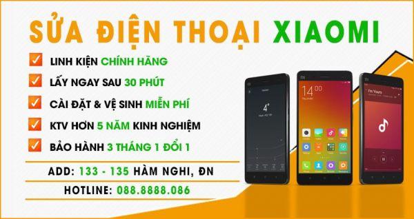 Địa chỉ sửa chữa điện thoại Xiaomi tại Đà Nẵng giá rẻ, uy tín nhất