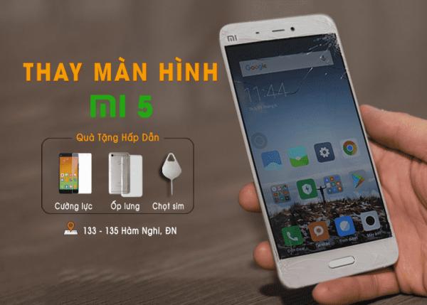 Thay màn hình Xiaomi tại Đà Nẵng giá rẻ