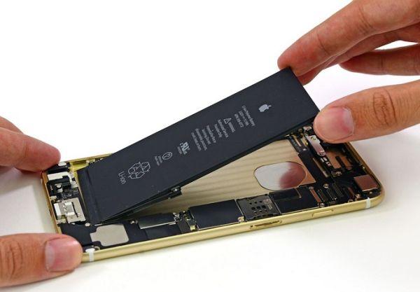 làm mới pin iPhone uy tín, chính hãng, giá rẻ