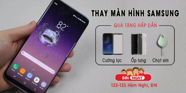 làm mới màn hình Samsung giá rẻ, uy tín